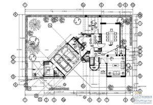 انواع نقشه های ساختمانی